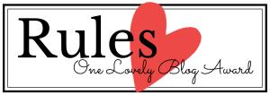 rules-one-lovely-blog-award